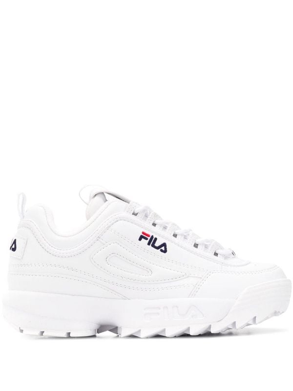 fila white sneakers